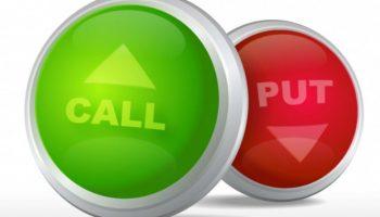 Option binaire call put